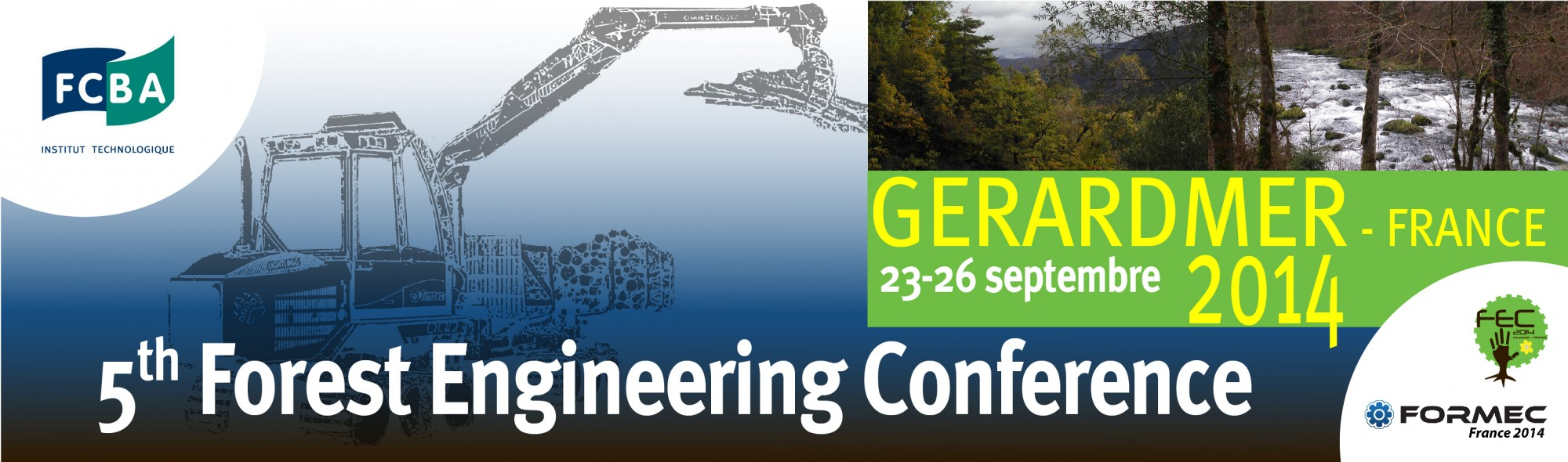 5e conférence de l'ingénierie forestière