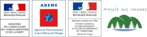 Bloc logos financeurs publics